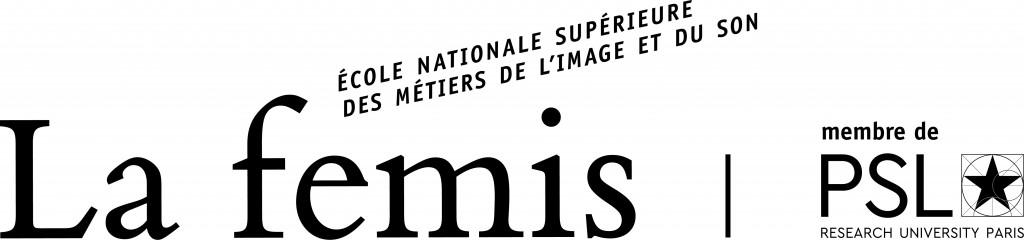 Logo Fémis