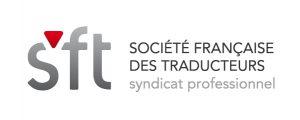Logo SFT - Société Française des traducteurs