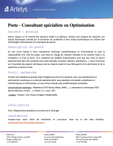 Document-candidature -ConsultantOptimisation